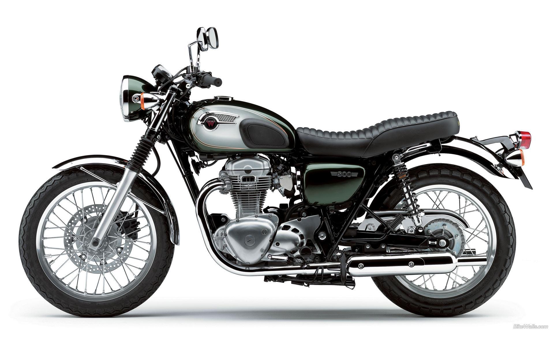 Kawasaki Ninja W800 W800 2011 мото мотоциклы Moto Motorcycle
