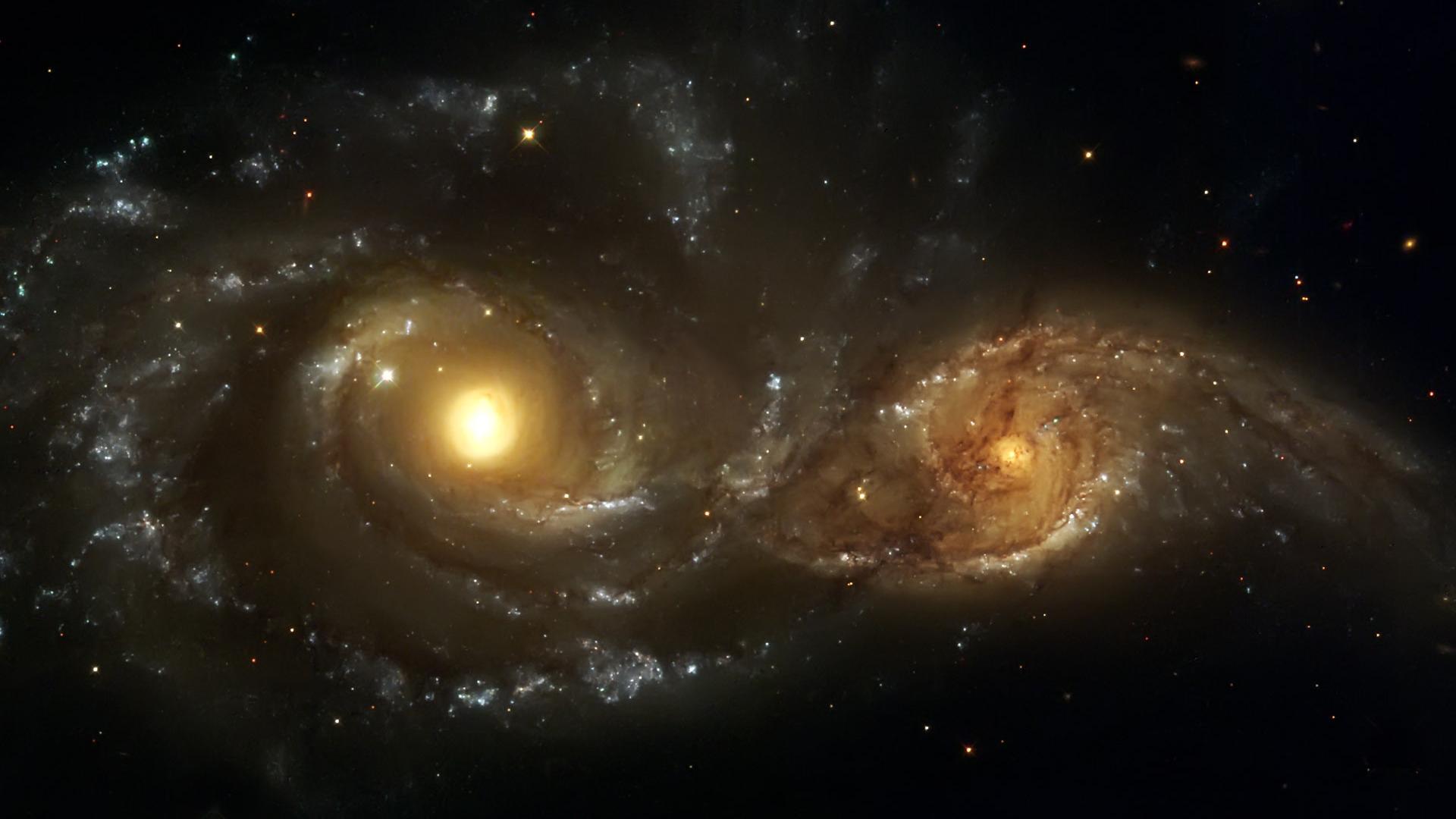 Обои космос дальний космос 1920x1080